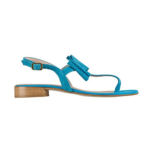 Sandals blue Women's Fashion Due Termoda Blue blue txq0ZnPv