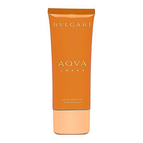 Bvlgari Aqva Amara After Shave Balm for Men, 3.4 Fluid - Bulgari For Blue Men