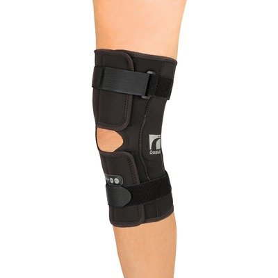 Rebound PLY Wrap Short Knee Brace Size: Large by Ossur
