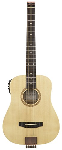 (Traveler Guitar AG-105EQ Acoustic/Electric with Gig Bag)