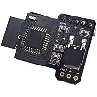 Usmile Multiprotocol TX Module For Frsky X9D X9D Plus Taranis qx7 X12S Turnigy 9XR 9XR PRO Flysky TH9X 9XR PRO Support Syma X5C Cheerson Eachine E010 H8 Mini WLToys V272 JJRC Yizhan Hisky Bayang.etc
