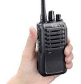 - Icom IC-F4001 03 UHF 400-470MHz 4W 16 CHANNELS Two Way Radio