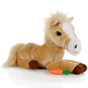 AniMagic My Baby Pony - Honey (Plush Whinny Pony)
