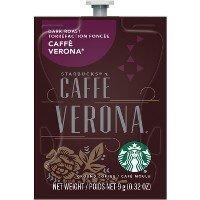 Flavia Coffee, Starbucks Caffe Verona, 1 rail of 20 count Fresh Packs