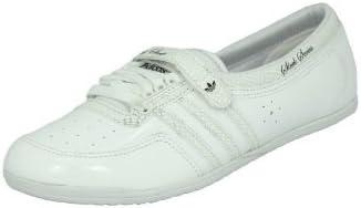 adidas CONCORD ROUND W Leather White Women Shoes Ballerina