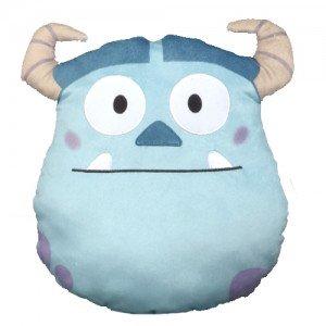 Disney Emoji Plush Pillow - Sully (Monster's (Sully Monsters)