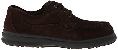 Hush Puppies Männer Gus Oxford Braunes Wildleder
