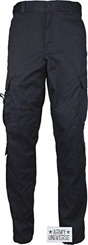 Navy Emt Pants - 4