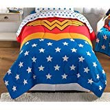 WW Wonder Woman Twin Comforter