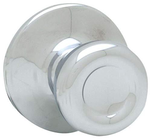 (Kwikset 604T-26 Tylo Signature Series Interior Single Cylinder Handleset Trim Bright Chrome Finish)