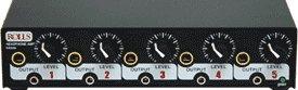 Rolls RA53 5 Channel Headphone Amplifier by Rolls Electronics