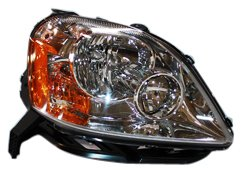 tyc-20-6597-00-ford-500-passenger-side-headlight-assembly