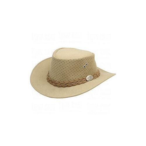 Aussie Chiller Bushie Perforated Bucket Hat (Blonde, LARGE) Golf