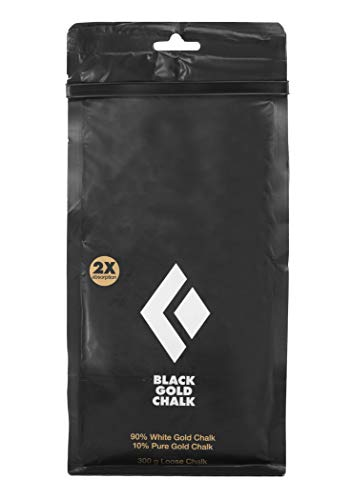 (Black Diamond Black Gold Loose Chalk - 300g)