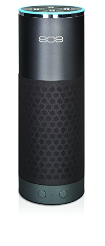Alexa Bluetooth Smart Speaker XL-V, A Multi-Room Audio Speaker WiFi Compatibility Streaming Music from Spotify, iTunes, Pandora, Sirius, etc Smart Home Control by 808