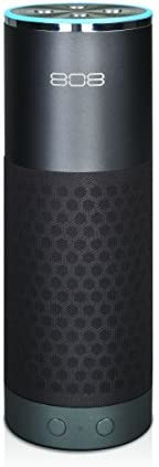 808 SPAL1GM Alexa Bluetooth Smart Speaker XL-V, A Multi-Room Audio Speaker with WiFi Compatibility for Streaming Music from Spotify, iTunes, Pandora, Sirius, Etc. and Smart Home Control