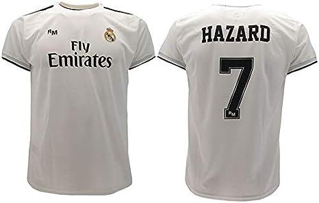 Real Madrid Camiseta de Fútbol Replica Oficial con Licencia ...