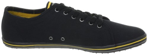 Fred Perry Kingston Twill Tipped B2144102, Baskets Mode Homme