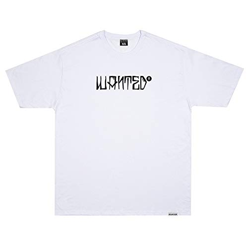 Camiseta Wanted - Keepin It Real Branco Cor:Branco;Tamanho:G
