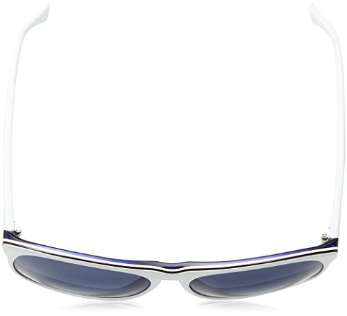 ... Armani Jeans Ea 9801 S, Lunettes de Soleil Mixte Bleu (White Blue 3c6dc6ca813c