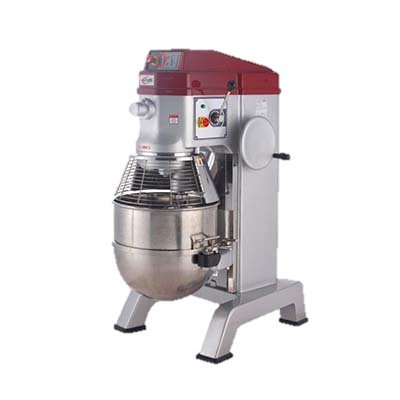 MVP Group Electric Floor Model 60 Quart Axis Planetary Mixer - Select Option: ()