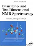 Basic One- and Two-Dimensional NMR Spectroscopy, Friebolin, Horst, 3527290591