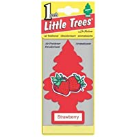 Little Trees Air Fresheners -Strawberry (Set of 10pcs)