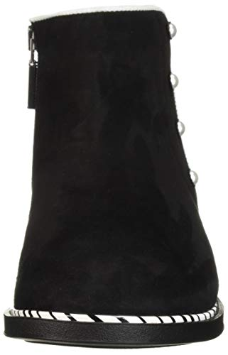 Women's Suede BeautiFeel Boot Fashion White Marlowe Black 1TTdqnP0