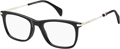 TOMMY HILFIGER Eyeglasses TH 1472 0807 Black (Frames Eyeglass Tommy)