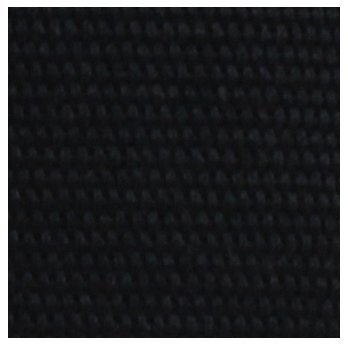 Yoga Mat Sling Carry Strap - Adjustable, Durable, Cotton (Black)