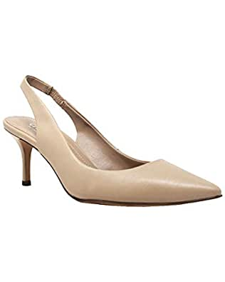 Charles by Charles David Womens Amy Pumps Beige Size: 5