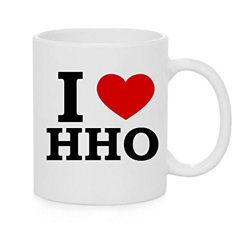 I Heart HHO ( Love ) Official Mug
