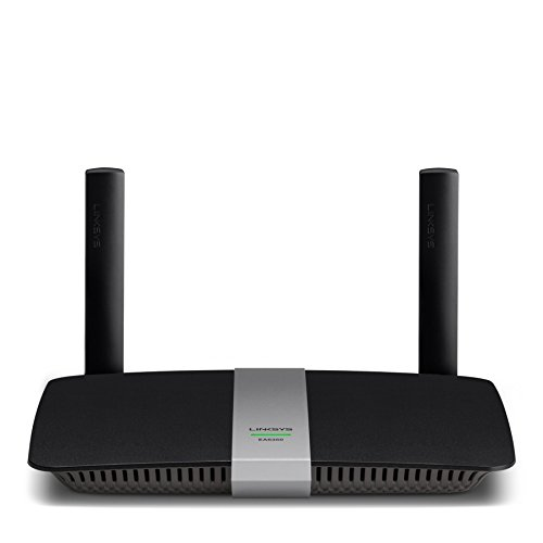 Linksys EA6350 AC1200 Dual Band Smart Wi-Fi Wireless Router Black – Renewed