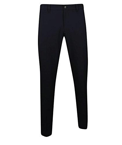 J Lindeberg Golf Pants - J. Lindeberg Men's Ellott Slim Micro Stretch Trousers, Black 34x32