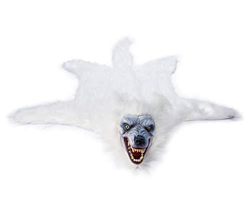 AAN White Werewolf Rug with Light & Sound]()