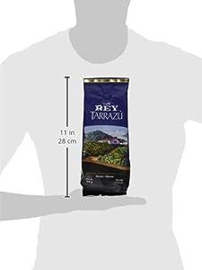 Cafe Rey Tarrazu Costa Rica Ground Premium Coffee- 17.6 oz (500 gr)