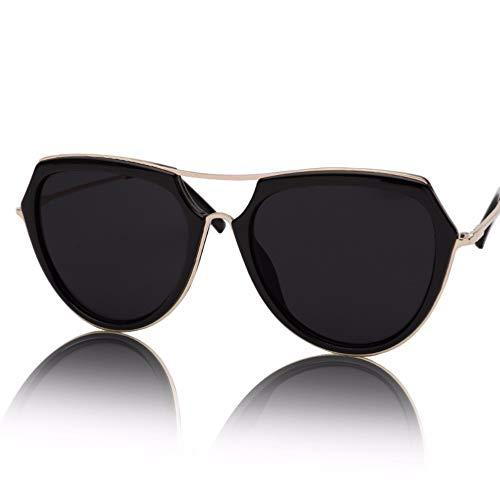 Retro E Reflective Sol De Sapo Gafas Redonda Cara EBq4gFnwx
