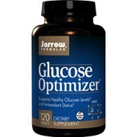Jarrow Formulas Glucose Optimizer, 120 Count