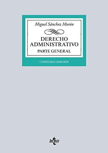 Descargar Libro Derecho Administrativo Miguel Sánchez Morón