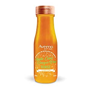 Aveeno Clarifying Apple Cider Vinegar In-Shower Hair Rinse, 6.8 Ounce
