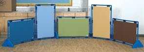 - Cozy Woodland Play Panels - Set of 5 Rectangles