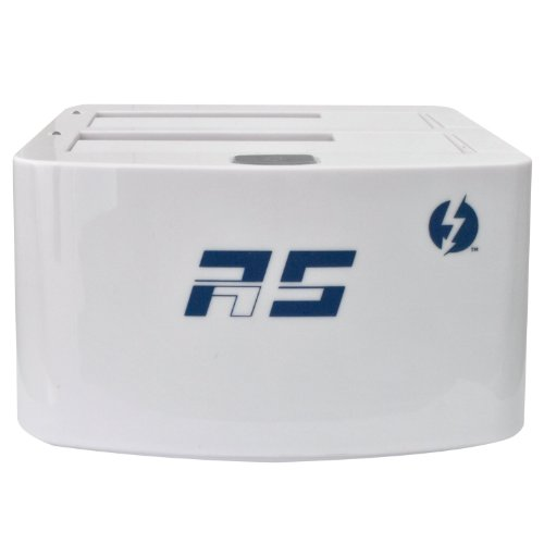 HighPoint Dual-Bay Thunderbolt 10Gbps Storage Dock (RocketStor 5212) - High Performance Dock