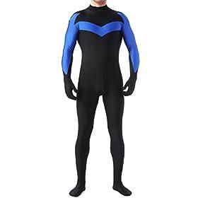 - 31UvNAFFdeL - Seeksmile Unisex Bodysuits Lycra Spandex Zentai Halloween Party Costume