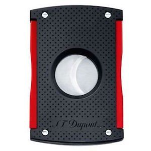 st-dupont-maxijet-cigar-cutter-matte-black-punched-effect