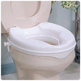 (Savanah Raised Toilet Seat. 6