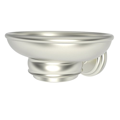 Ginger 1115/SN Chelsea Soap Dish, Satin Nickel by Ginger