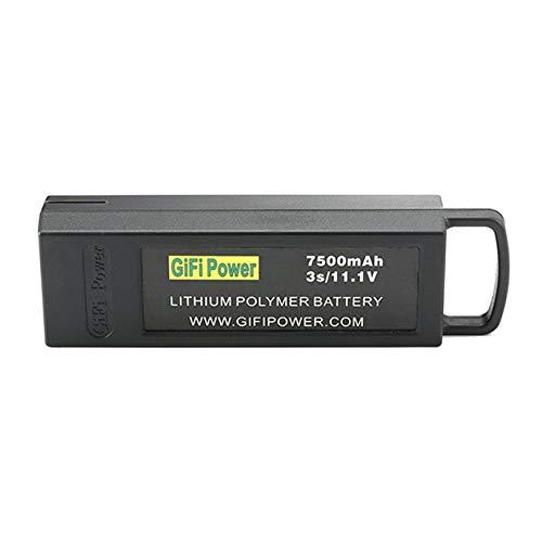 Compra Peanutaso 7500mAh 11.1V 3S Batería de Lipo de Vuelo Batería ...