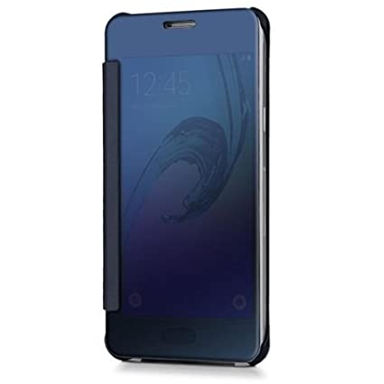 new concept a1076 3cffb NewBreed Flip Cover for J7 Max Blue: Amazon.in: Electronics