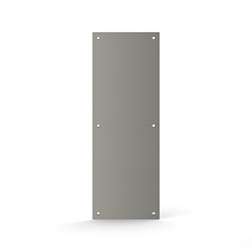 Purleve - Push/Pull - No Lock Door Plate by Purleve