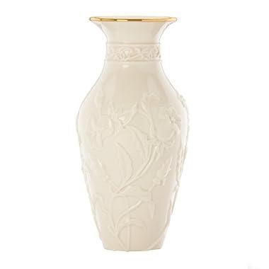 Floral Meadow Canterbury Vase by Lenox